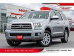 2017 Toyota Sequoia Platinum 5.7L V8 in Whitby, Ontario