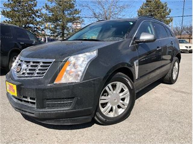 2014 CADILLAC SRX LEATHER BIG SCREEN PREMIUM STEREO in St Catharines, Ontario