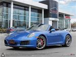 2017 Porsche 911 Carrera 4   AWD   ONE OWNER   LOW MILEAGE in Mississauga, Ontario