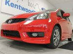 2014 Honda Fit Sport- It will definitely FIT your life... AND BUDGET in Edmonton, Alberta