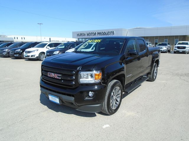 2016 gmc canyon 4wd sle huron motor products limited. Black Bedroom Furniture Sets. Home Design Ideas