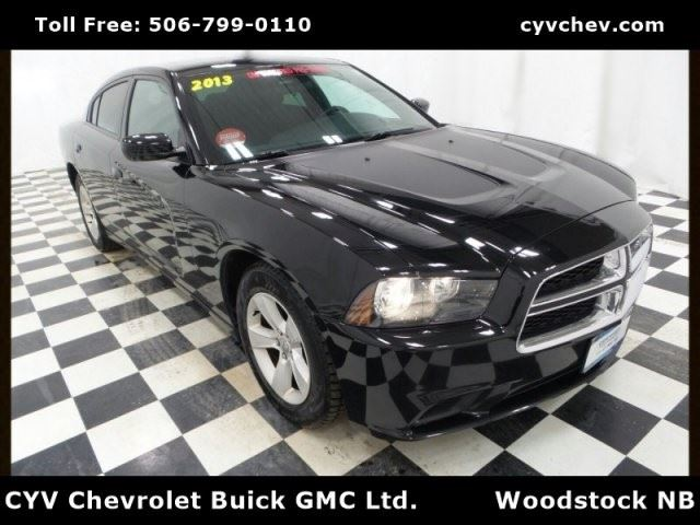 2013 DODGE CHARGER SE in Woodstock, New Brunswick