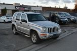 2005 Jeep Liberty Sport Leather Sunroof 4WD!!! in Brampton, Ontario