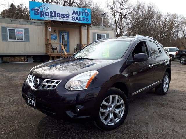 2011 NISSAN ROGUE SV in Whitby, Ontario