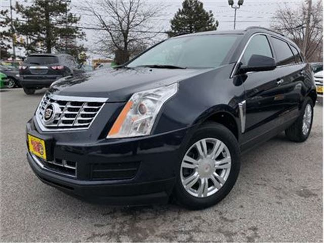 2014 CADILLAC SRX LEATHER BIG SCREEN 4 NEW TIRES in St Catharines, Ontario