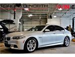 2013 BMW 5 Series xDrive NO ACCIDENT M SPORT in North York, Ontario