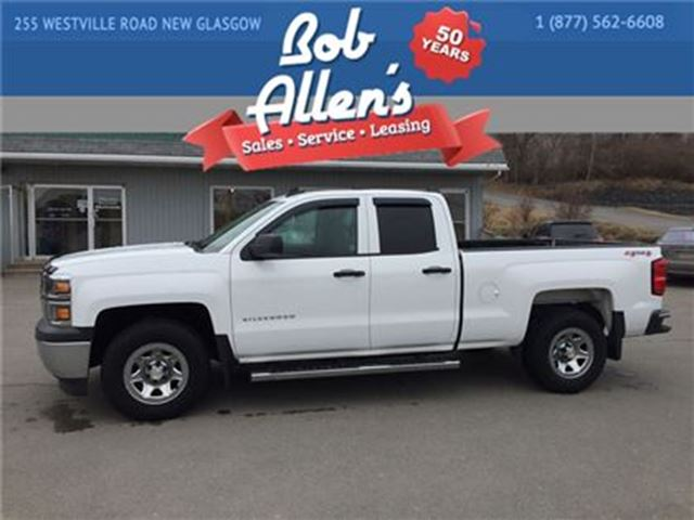 2015 CHEVROLET SILVERADO 1500 Work Truck in New Glasgow, Nova Scotia