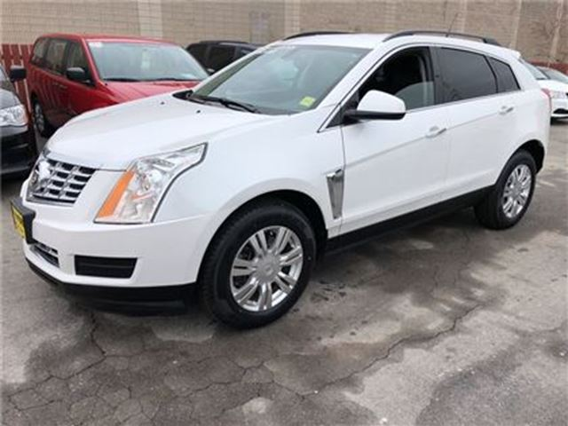 2013 CADILLAC SRX Leather Collection, Leather, Heated Seats, in Burlington, Ontario