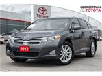 2012 Toyota Venza BASE,AIR CONDITIONING,DUAL ZONE CLIMATE CONTROL, in Georgetown, Ontario