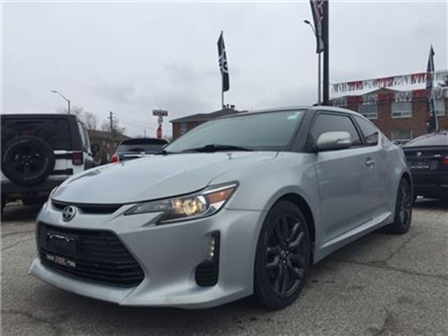 2014 SCION TC **PWR ROOF**2 SETS RIMS/TIRES**CERTIFIED** in Mississauga, Ontario