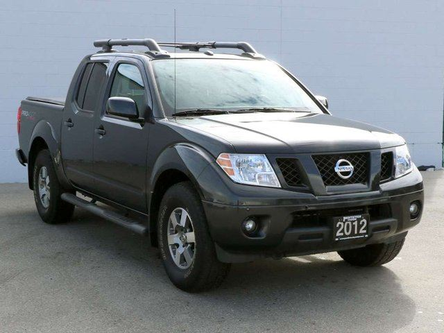 2012 Nissan Frontier PRO-4X 4x4 Crew Cab 126 in. WB in Penticton, British Columbia