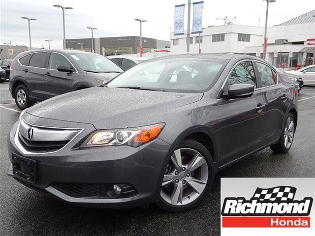 2014 ACURA ILX Dynamic 6sp in Richmond, British Columbia
