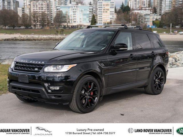2014 LAND ROVER RANGE ROVER Sport V8 SC Autobiography Dynamic in Vancouver, British Columbia