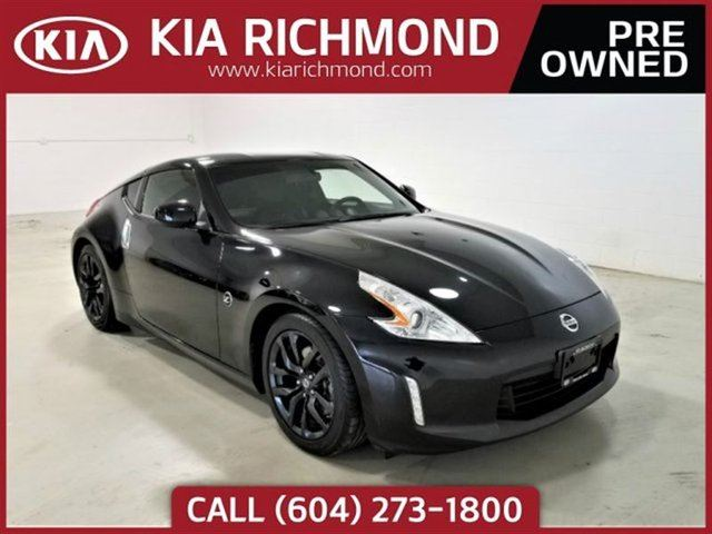 2016 NISSAN 370Z Stunning Leather Interior Excellent Value Pr in Richmond, British Columbia