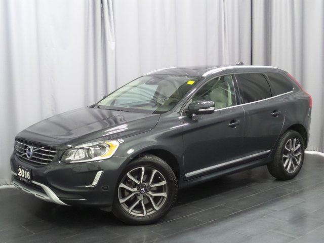 2016 VOLVO XC60 T5 Special Edition Premier *LOCAL ONE OWNER TRADE* in Winnipeg, Manitoba