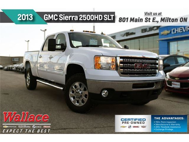 2013 GMC Sierra 2500 HD in Milton, Ontario
