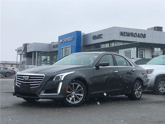 2017 CADILLAC CTS 3.6L Luxury 3.6L Luxury, NAV, ROOF, ONE OWNER, NO ACCIDENT in Newmarket, Ontario