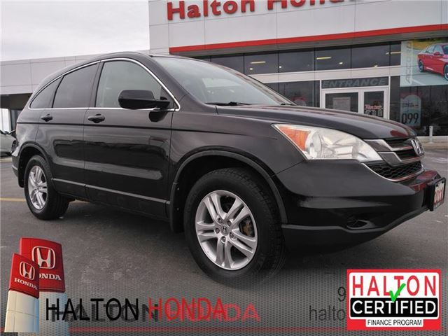 2011 HONDA CR-V EX EX|ACCIDENT FREE in Burlington, Ontario