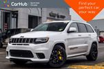 2018 Jeep Grand Cherokee New Car Trackhawk 4x4 6.2L V8 HEMI Trailer Tow Pkg 20Alloys in Thornhill, Ontario