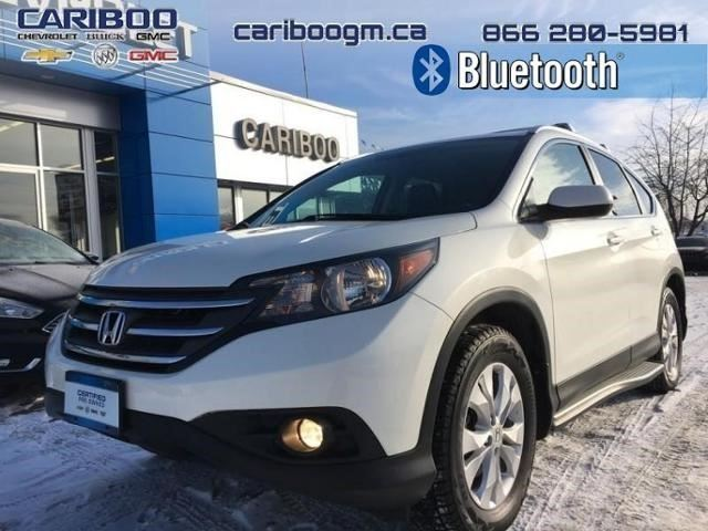 2014 Honda CR-V EX-L in Williams Lake, British Columbia
