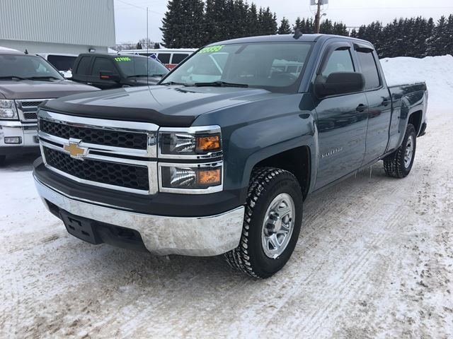 2014 Chevrolet Silverado 1500 Work Truck w/1WT in Smithers, British Columbia