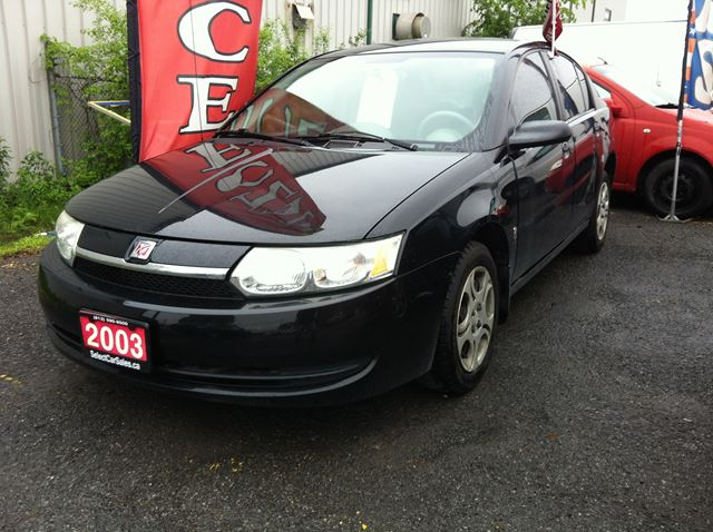 2003 SATURN ION Midlevel 2 auto pw pl air cruise finance available  in Ottawa, Ontario