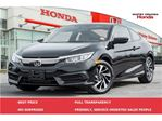 2017 Honda Civic LX   Manual   Heated Front Seats, Bluetooth in Whitby, Ontario