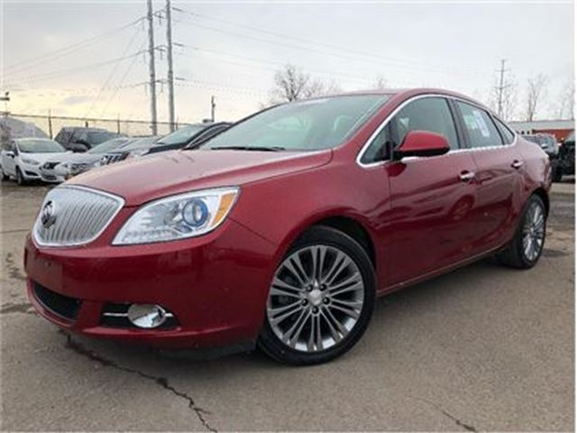 2014 BUICK VERANO Leather Package NAVIGATION MOON ROOF in St Catharines, Ontario