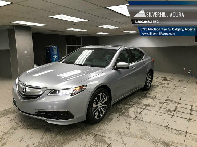 2017 ACURA TLX Technology Package P-AWS in Calgary, Alberta