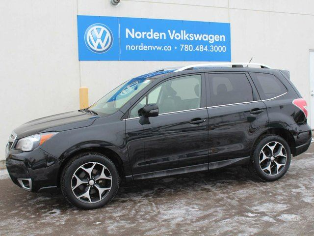 2014 SUBARU FORESTER 2.0XT Limited Package in Edmonton, Alberta