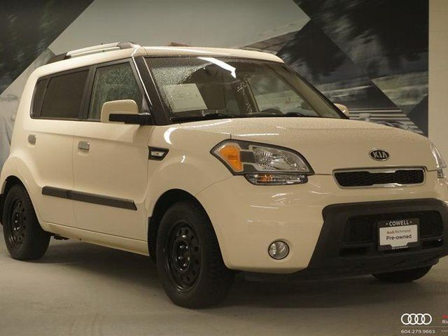 2010 KIA SOUL 2.0L 4u in Richmond, British Columbia