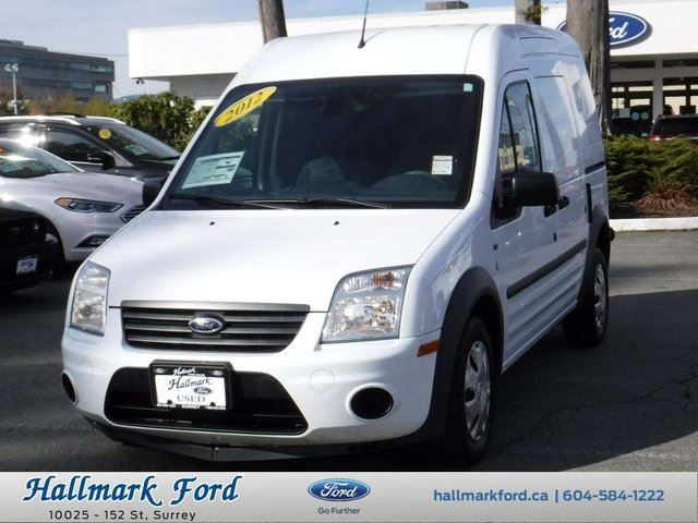 2012 FORD TRANSIT CONNECT XLT Cargo Van w Backup Camera in Surrey, British Columbia