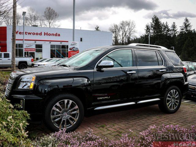 2017 GMC TERRAIN Denali in Port Moody, British Columbia
