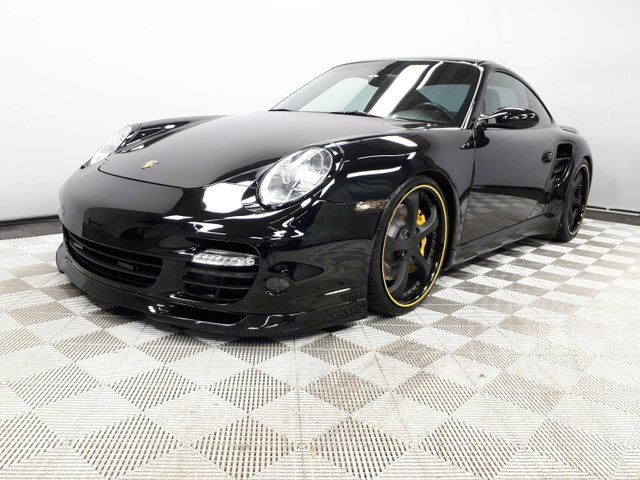2007 PORSCHE 911 Turbo - Techart Customization - Wheels Suspension Brakes Exhaust in Edmonton, Alberta