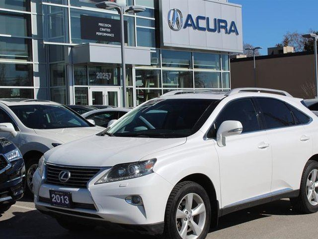 2013 LEXUS RX 350 6A in Langley, British Columbia