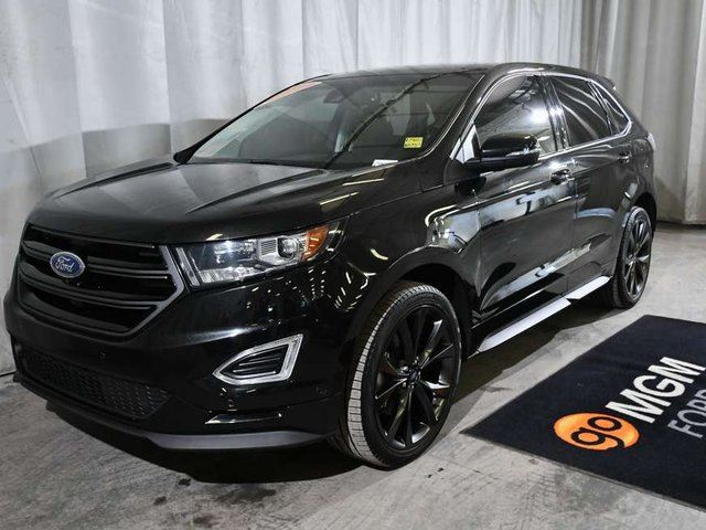 2015 FORD EDGE SPORT in Red Deer, Alberta