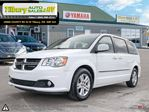 2016 Dodge Grand Caravan Crew Plus. CLEAN FAMILY VEHICLE in Tilbury, Ontario