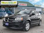2014 Dodge Grand Caravan SE. STOW AND GO SEATING. in Tilbury, Ontario