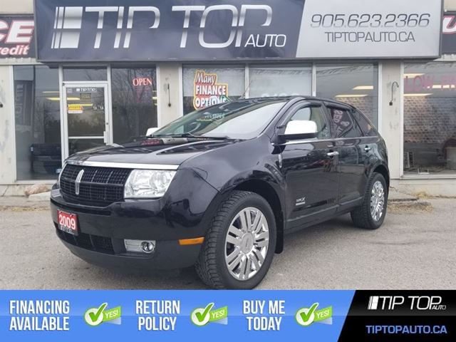 2009 LINCOLN MKX Base ** Nav, Pano Sunroof, Leather, Remote Star in Bowmanville, Ontario