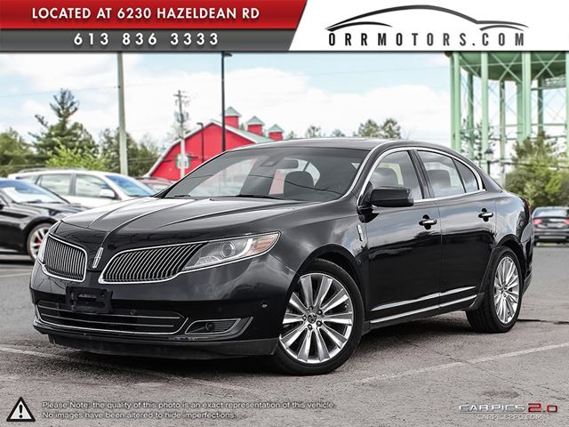 2014 LINCOLN MKS EcoBoost AWD in Stittsville, Ontario