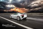 2012 Lexus LFA Production # 246 in Richmond, British Columbia