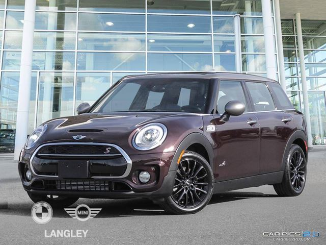 2017 MINI COOPER S in Langley, British Columbia