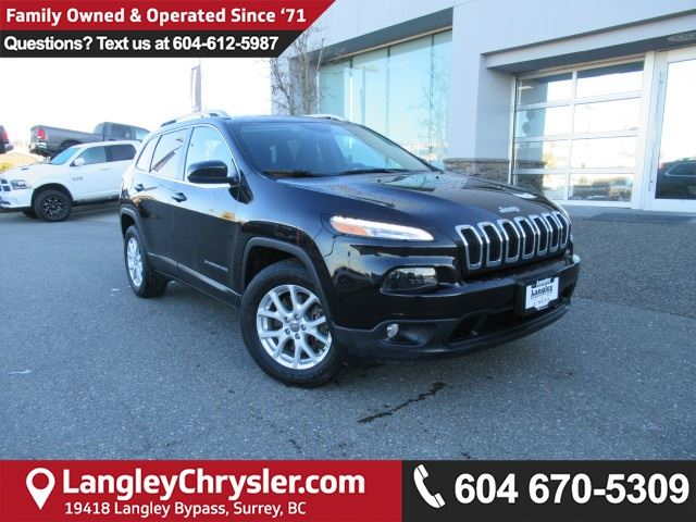 2016 JEEP CHEROKEE North in Surrey, British Columbia
