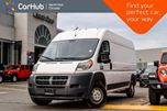 2017 Ram Promaster High Roof 159WB 3-seater KeylessEntry AC PowerOptions  in Thornhill, Ontario