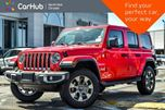 2018 Jeep Wrangler Unlimited New Car Sahara 4x4 LED,Cold Wthr.,Safety Pkgs 18Alloys in Thornhill, Ontario
