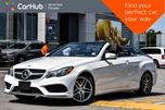 2017 Mercedes-Benz E-Class E 400 Sport Pkg Nav Bluetooth BlindSpot H/K Audio in Thornhill, Ontario