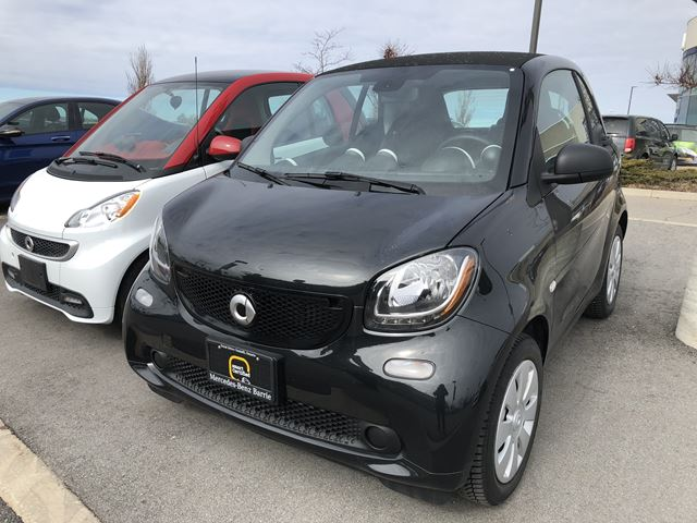 2017 SMART FORTWO 2dr Cpe Pure in Mississauga, Ontario