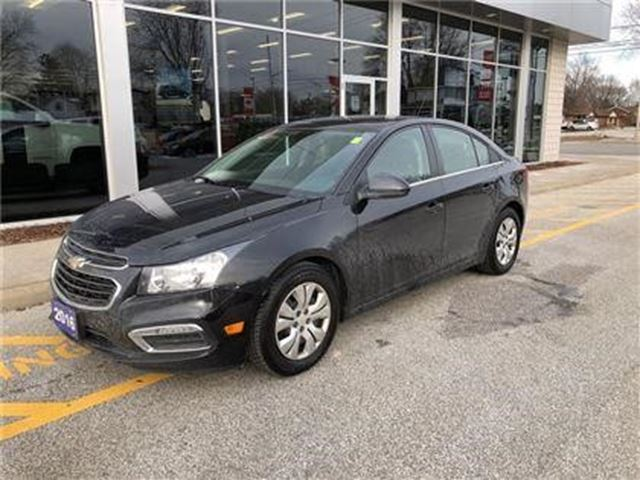 2016 CHEVROLET CRUZE LT in Windsor, Ontario