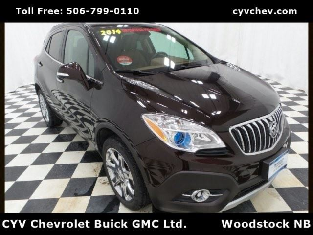2014 BUICK Encore Leather in Woodstock, New Brunswick