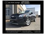 2013 Chevrolet Trax LT - LOW KM, BLUETOOTH, A/C, ALLOYS, CRUISE, POWER GROUP! LUXE CERTIFIED PRE-OWNED! in Orleans, Ontario